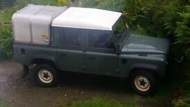 Land Rover Defender 110 TDci Double cab Pickup