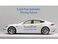 Learn Fast Automatic intensive Driving Lessons, Crash Courses