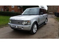LAND ROVER RANGE ROVER 3.0 TD6 AUTO HSE - STUNNING EXAMPLE - PRIVATE PLATE - NEW GEARBOX