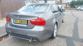 BMW 320D MSPORT AUTOMATIC TOP SPEC