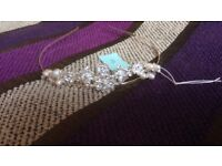 Tiaras reduced to between £5-£10. Great for weddings or prom