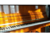 Kawai K2 Upright Piano Walnut new in 2007 professional quality