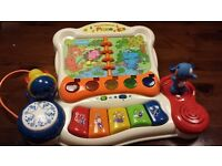 VTECH SING AND DISCOVER PIANO - perfect condition