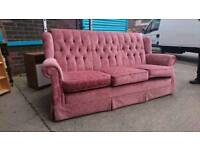 Wade three seater sofa