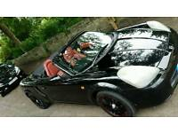 Toyota MR2 Roadster 1.8 Midnight Special Edition
