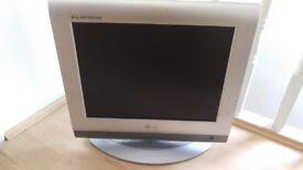 LG TV / Monitor 15 inch LCD