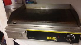 Buffalo Countertop Electric Griddle