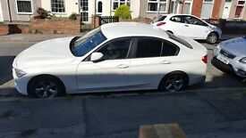 BMW 320d Efficient Dynamics 12 Plate