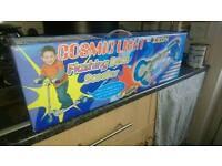 Cosmic Light Zeon Flashing Deck Scooter Unisex Brand New