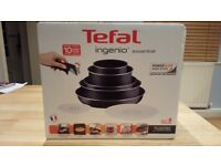 Tefal Ingenio essential non-stick 8 piece pan set