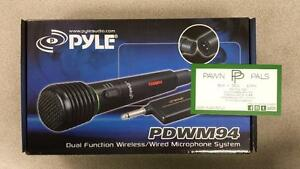 Pyle Wireless/Wired Microphone