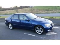 Lexus IS 200 Sport lsd 6 speed