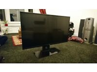 LG 43UH603V 43 inch Ultra HD 4K Smart TV - New TV Stand - Missing Power Cable!