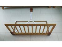 Baby Dan Wooden Bed Rail