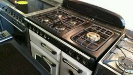 Leisure range master classic 90cm gas range cooker