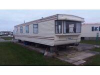 Willerby Leven 3 bedroom static caravan 34/10 ft