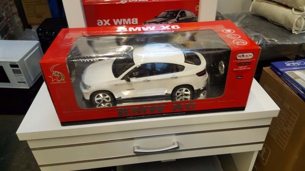 BMW X6 LARGE SIZE 1:12 REMOTE CONTROLLED CAR