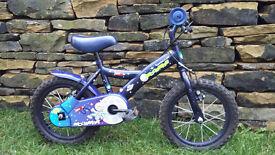 "Apollo Moonman 14"" Children's Bike"