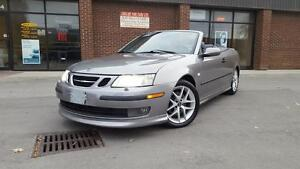 2005 Saab 9-3 AERO  / NAVIGATION / 6 SPEED /  CONVERTIBLE