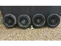 Vauxhall Corsa Fox 14' Alloys