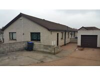 3 Bed Semi-detached Bungalow with Garage in quiet residential area