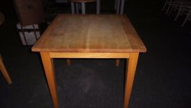 Solid Oak Tables 10