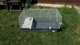 Large indoor guinea pig / small rabbit cage