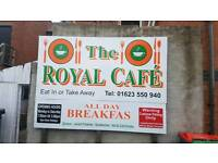 URGENT Cafe for sell