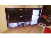 "Panasonic Viera 42"" Smart 3D Full HD TV in good working order and condition"
