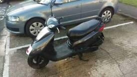 Yamaha 125cc vity