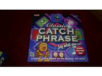 Classic catchphrase board game