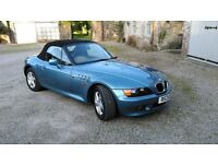 1997 BMW Z3 1.9 Automatic 1.9 Atlanta Blue
