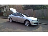 Mazda 6 spare or repaire