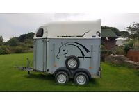 Cheval horse trailer