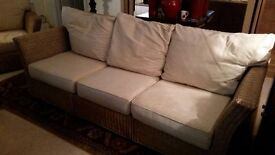 sofa and armchair set (3 +1)