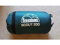 Freeman Scout 200 sleeping bag