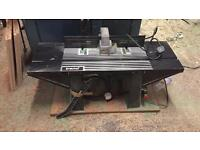 Trend Router Table (open to offers)