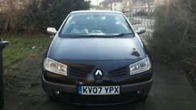 Renault megane 1.6 car low mileage