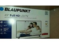 Blaupunkt 49in led tv new
