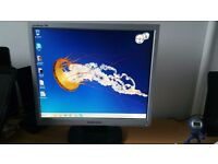 Samsung 17inch monitor for sale