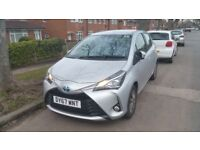 2017 Toyota Yaris hybrid 1.5 Automatic only 750 mile