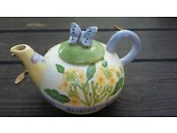 Small pretty teapot