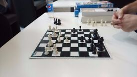 Join the London Chess Club for Free