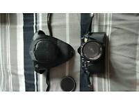 Pentax MV1 35mm film SLR