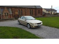 05 REG JAGUAR X-TYPE 2.0D S SALOON MOT-18 FSH 2-KEYS SHOWROOM-CONDITION FREE-DELIVERY @BARGAIN CARS