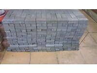 Block Paving Bricks - Grey
