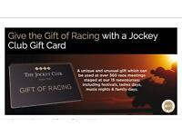 £250 worth of Jockey Club Gift Cards