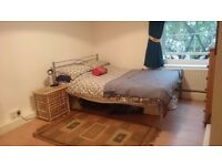 Large double room, 2 bed flat, Borough
