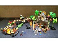 Playmobil Jungle Adventure
