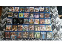 BLU RAYS-3D AND OTHERS- VARIOUS PRICES